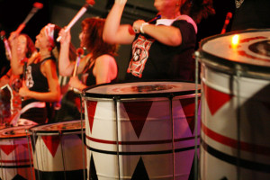 GG-drumming