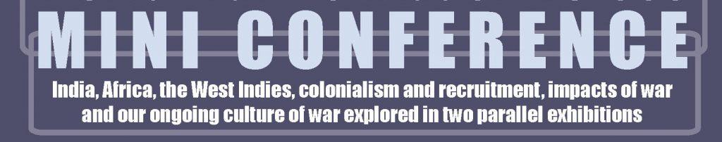 WWI's Hidden Voices Mini-Conference